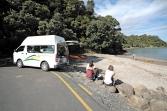 Půjčovna obytných vozů Nový Zéland
