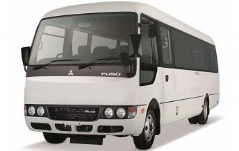 Půjčení autobusu s řidičem, Nový Zéland